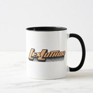 Mug Lex Luther - une ligne