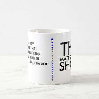 Mug L'exposition de Matt Smanski