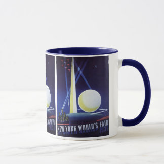 Mug L'Exposition universelle de New York City en 1939,