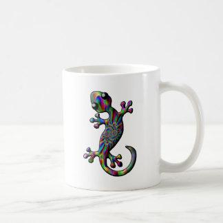 Mug Lézard de Gecko d'escalade de Paisly