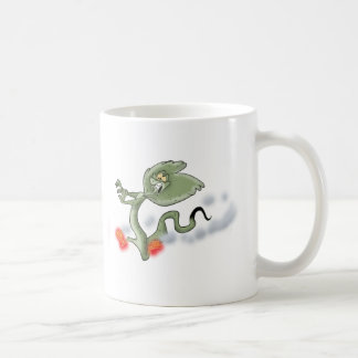 Mug Lézard Frilled