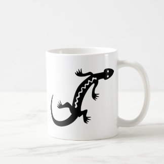 Mug Lézard noble