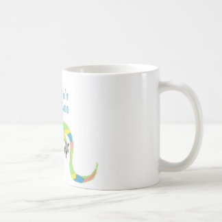 Mug Lézard tropical