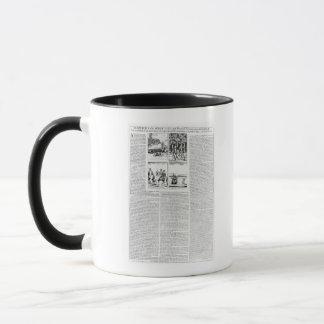 Mug L'histoire de la bataille de Worcester