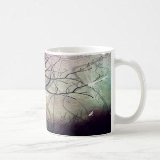 Mug Libellules au crépuscule