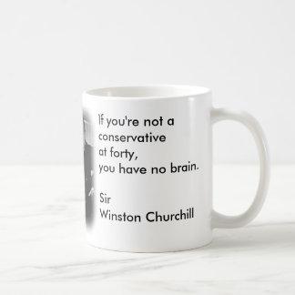Mug Libéral/conservateur