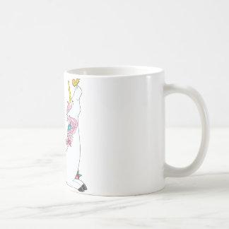 Mug Licorne animale d'alphabet