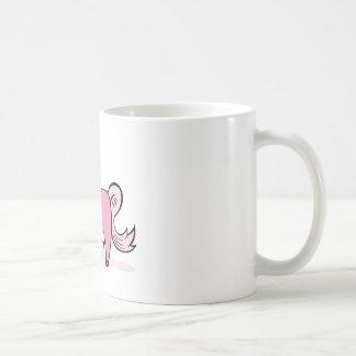 Mug Licorne rose de tabagisme