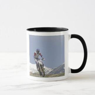 Mug L'Idaho, motocross emballant, moto 2 de emballage