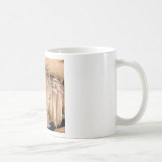 Mug lignes verticales dans les roches