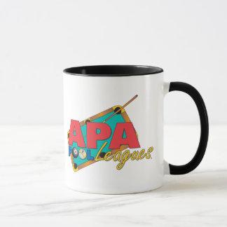 Mug Ligues de piscine d'APA