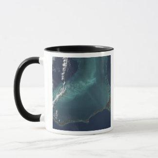 Mug L'île étroite prolongée d'Eleuthra des Bahamas