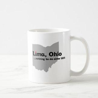 Mug Lima, Ohio