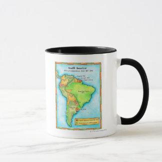 Mug L'indépendance sud-américaine