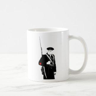 Mug L'infanterie de marine soviétique de 2ÈME GUERRE