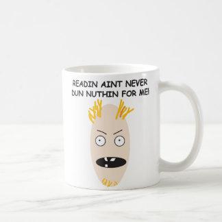 Mug L'instruction est ainsi surestimé !
