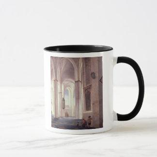 Mug L'intérieur du Buurkerk à Utrecht, 1644