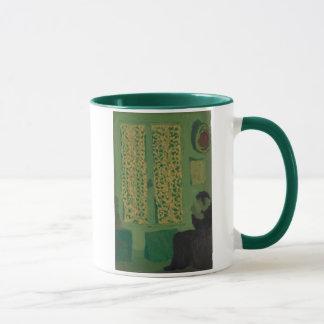 Mug L'intérieur vert