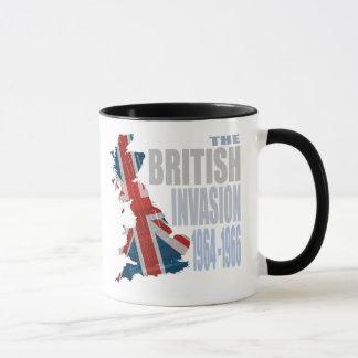 Mug L'invasion britannique 1964-1966