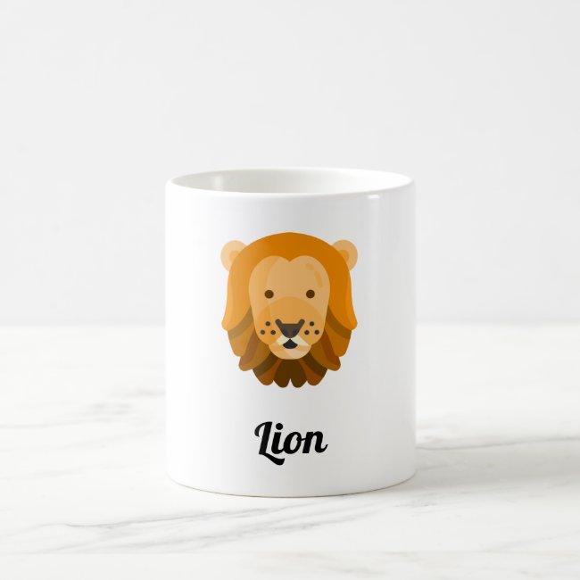 Mug Lion