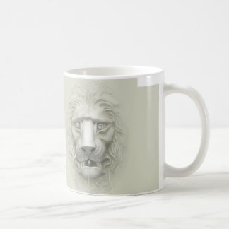 Mug Lion 3D stupéfiant