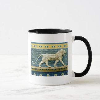 Mug Lion représentant Ishtar
