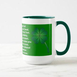 Mug L'Irlande :   Bénédictions