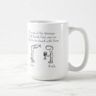 Mug Lisa et Ruth