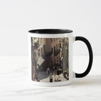 Mug L'Italie, province de Como, Bellagio. Salita 2