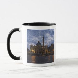 Mug L'Italie, Rome, Ville du Vatican, la basilique de