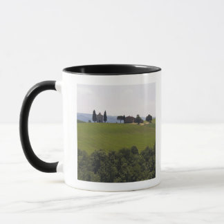 Mug L'Italie, Toscane, Val D'Orcia, paysage 2