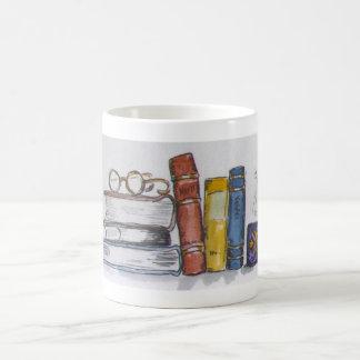 Mug Livres et thé