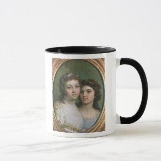 Mug Lizanka et Dashenka, 1784