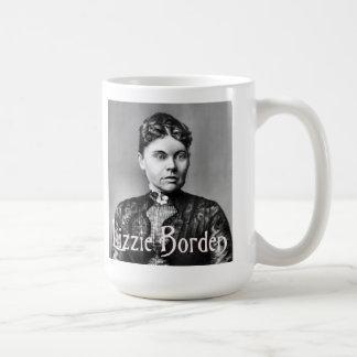 Mug Lizzie Borden
