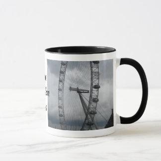 Mug L'oeil de Londres