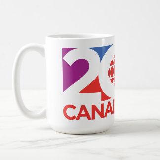 Mug Logo 2017 de CBC/Radio-Canada