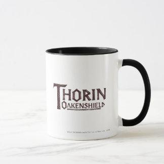 Mug Logo Brown de THORIN OAKENSHIELD™