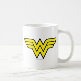 Mug Logo classique de la femme de merveille |