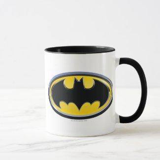 Combo mug avec Logo classique Batman