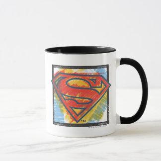 Mug Logo coloré par | de S-Bouclier de Superman