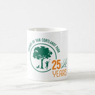 Mug Logo d'anniversaire de FVCP 25ème