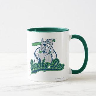 Mug Logo de base-ball de Scooby-Doo