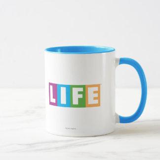 Mug Logo de classique de la vie