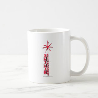 """Mug Logo de """"Spoutnik"""" de bazar"""