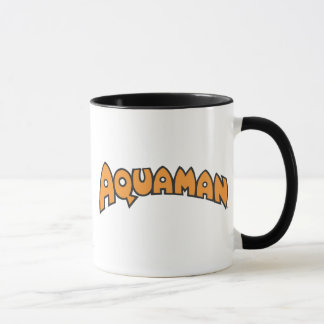 Mug Logo d'orange d'Aquaman