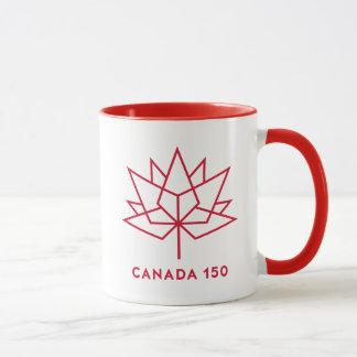 Mug Logo du Canada 150