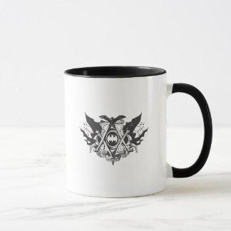 Mug Logo foncé de battes du chevalier | de Batman