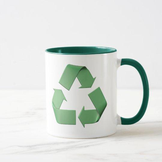 Mug Logo recyclage
