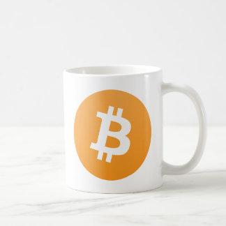 Mug Logo standard 01 de Bitcoin