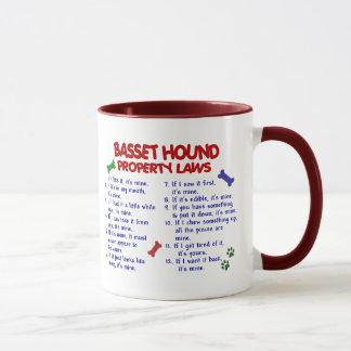 Mug Lois 2 de propriété de BASSET HOUND